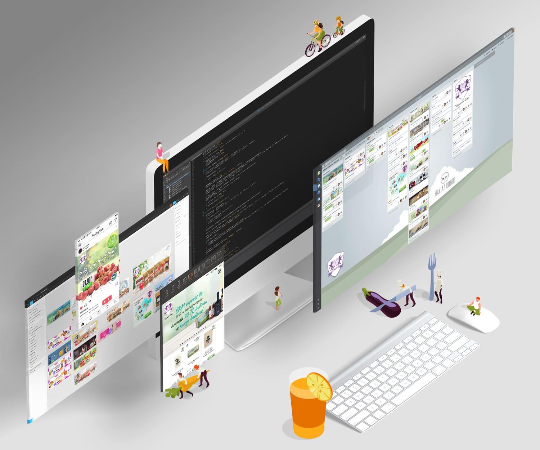 e-Hamal çalışmaları